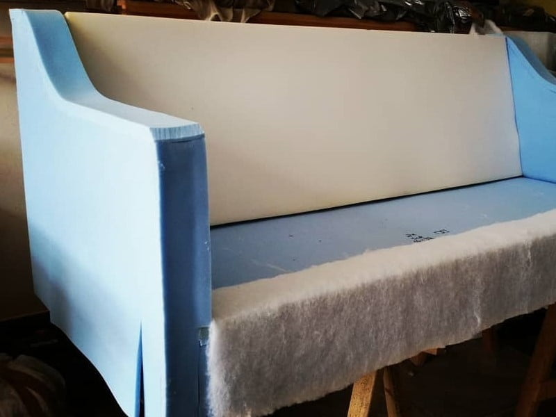 Made to measure furniture - padded Wall Panels in London