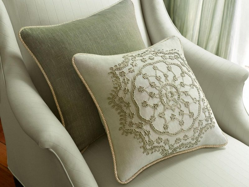 Bespoke Cushions by Padded Wall Panels